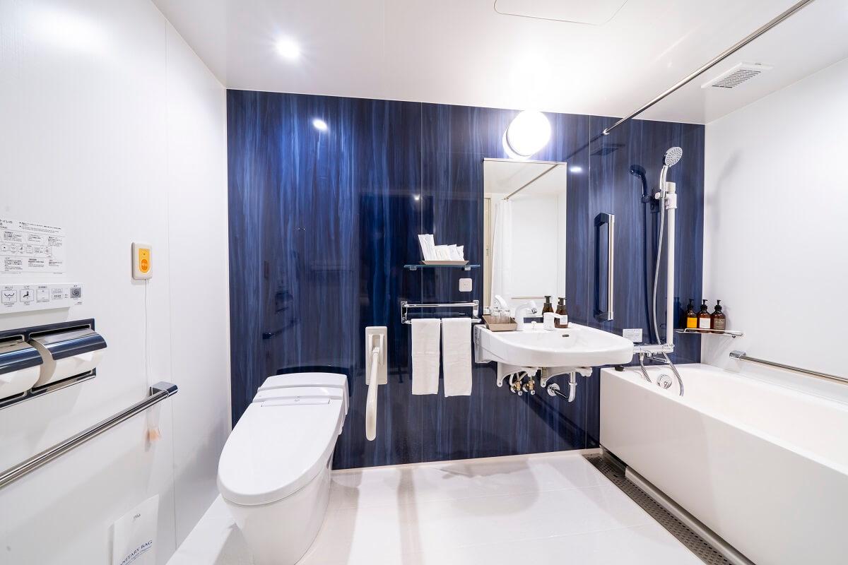 デラックスツインユニバーサルデザイン|ご宿泊|【公式】フィーノホテル札幌大通