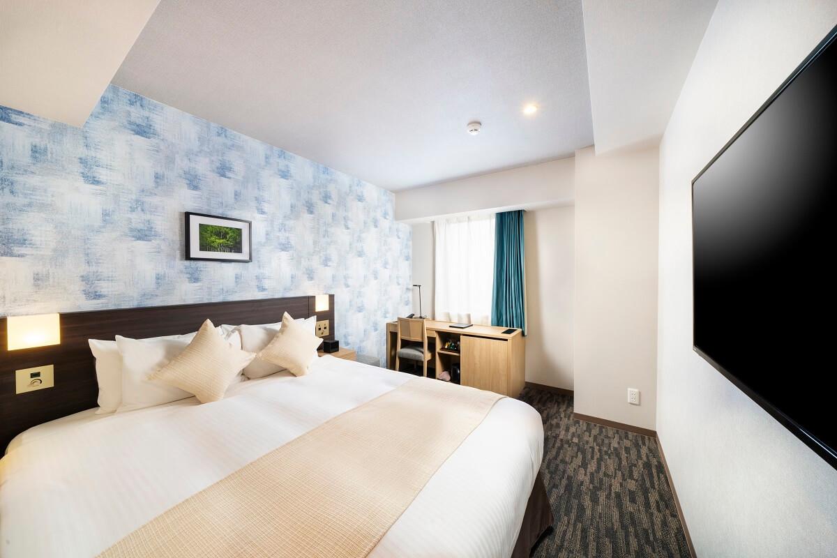 スーペリアダブル|ご宿泊|【公式】フィーノホテル札幌大通